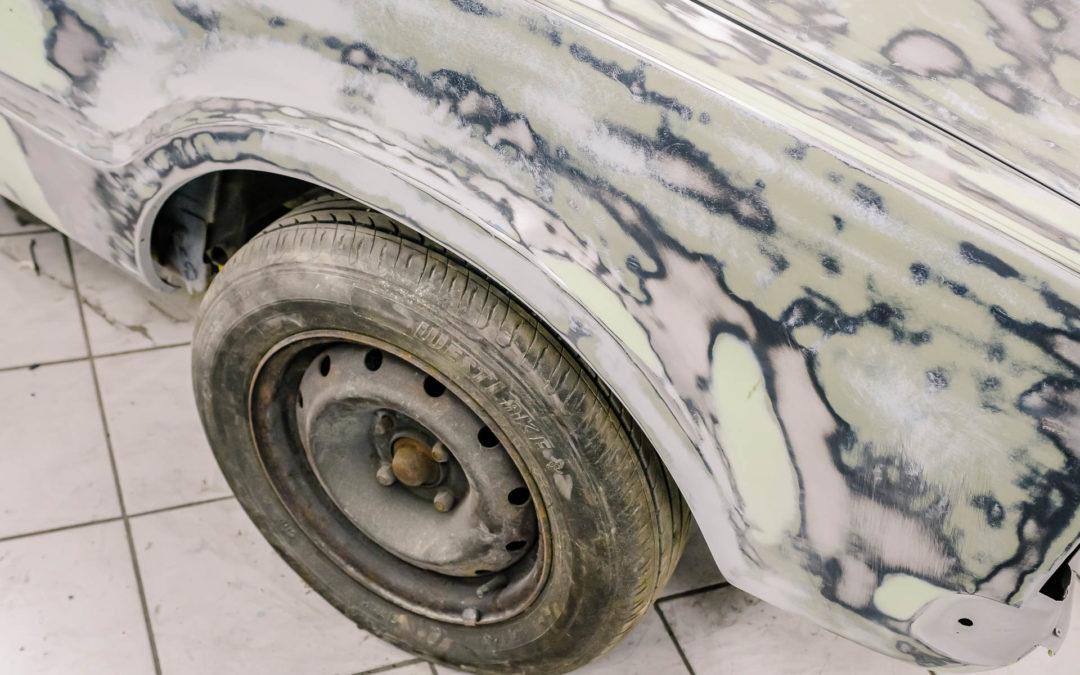 Réparation carrosserie près de Nancy